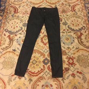 Express black jean legging
